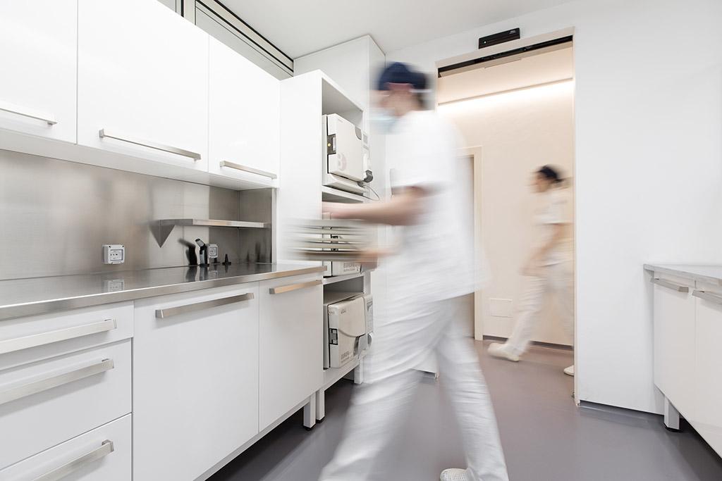 centro dentale sterilizzazione